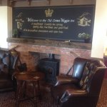 We are the new hosts of the old crown please come and join us for a drink .