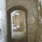 Fascinating tunnels under Castello Eurialo