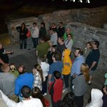 Our ghost hunt offers 'hands on' experience for people interested in this type of research.