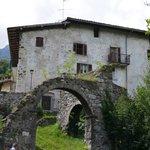 Resti dell'antico Palazzo dei Tasso