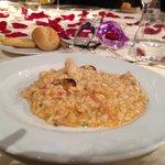 Risotto di pesce alla veneziana, una delizia!