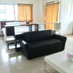 Big living area and tv lounge