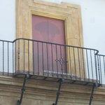балкончик музея