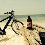 Beach Side Bar Shack on ride