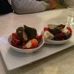 This is an Entrée, olive is quite good.