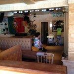 Área do restaurante e Pub