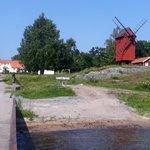 Lidö Inn and immediate surroundings