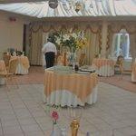 The Belvedere Restaurant - reception venue