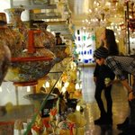 Touring a Murano glass workshop in Venice