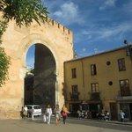Ворота в город Эльвира