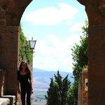 Quaint and peaceful Pienza