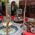 Lobby - Central Courtyard