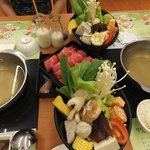 Yummy hotpot. Must try!