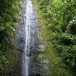 Waterfall at Monoa hike