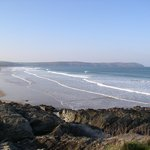 Nearby Woolacombe Beach