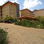 Foto de Afrique Suites Hotel