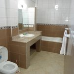 BATH ROOM IN ONE OF EXECUTIVE ROOM