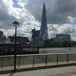 views from london bridge 5 mins from hotel