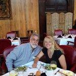 Wonderful dinner at the Lodge Restaurant at Kingwood .