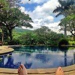 compulsory pool shot - utter bliss