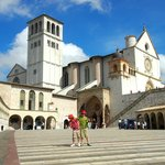 assisi Italy by World Travel Family
