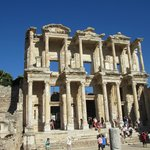 The amazing library at Ephesus