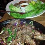 Lettuce Wraps - Yum!