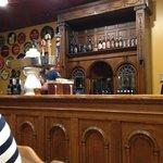 Beer tasting bar