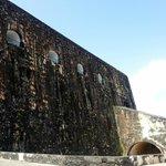 Inside El Morro