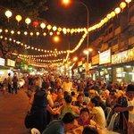 night market close to S-G Residences.