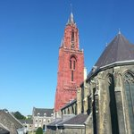 wonderful view of the old churches