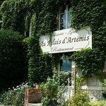 Le relais d'Arthemis à Bracieux.