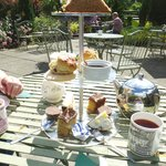 Afternoon Tea at the 1745 restaurant