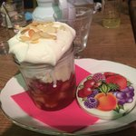 Trifle berries