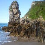 Playa de Amio (Pechón, Cantabria)