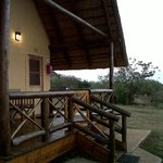 2 bedded chalet