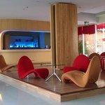 unique design lobby