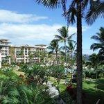 General hotel/pool view.