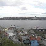 Parte baixa de Quebec