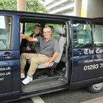 transport service to Gatwick terminals