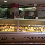 Gelateria Galiana.