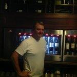 The Wine Bar at Nayara