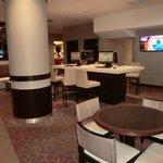 HOTEL INTERNET AREA NEXT TO RESTAURANT