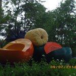 "Sculpture:""Platon"" d'Ana Mercedes Hoyos?"