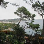 Vue sur Calella