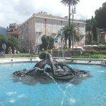 La fontana di Rapallo