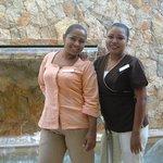 Alexandrea & Guadalupe Spa Therapists