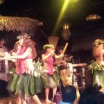 Different outfits and dances for each of the different islands