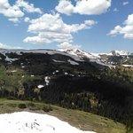 Loveland pass. What a beautiful view!