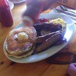 Hungry like a BEAR plate!